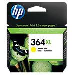 Cartouche jet d'encre HP D'origine 364XL Jaune CB325EE