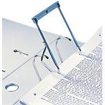 Relieurs de documents FAST Avec poignée de transfert Bleu Polystyrène 14 x 17,5 cm 50 Unités