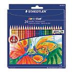 Crayons de couleur STAEDTLER 144 NC24 0.3 mm Assortiment 24 Unités