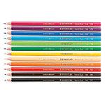 Crayons de couleurs STAEDTLER Noris B Assortiment 12 Unités