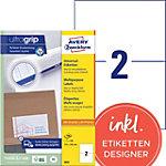 Étiquettes universelles AVERY Zweckform  Blanc 210 x 148 mm 100 Feuilles