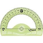 Rapporteur 180° Maped Flex Vert Incassable 12 cm