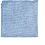 Chiffon Rubbermaid 1865829 Microfibre Bleu