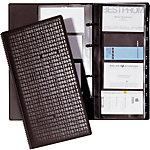 Classeur pour cartes de visite Durable Visifix® Centium Noir 200 cartes 14,5 x 25,5 cm