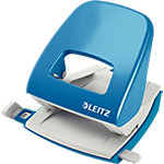Perforateur Leitz NeXXt 5008 Bleu clair 30 Feuilles 2 trous