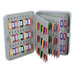 Armoire à clés Office Depot Gris 144 crochets 24 x 9 x 30 cm