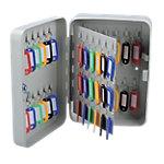 Armoire à clés Office Depot Gris 60 crochets 8 x 25 x 18 cm