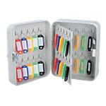 Armoire à clés Office Depot Gris 40 crochets 8 x 20 x 16 cm