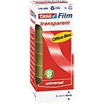 Ruban adhésif d'emballage tesa 57405 Transparent Respectueux de l'environnement 19 mm x 33 m 8 Unités