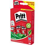 Bâton de colle Pritt 5 + 1 GRATUIT 6 Unités