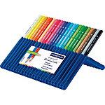 Crayons de couleurs STAEDTLER Ergosoft 3 mm Assortiment 24 Unités