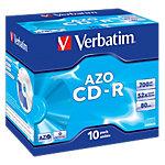 Support CD R enregistrable Verbatim 43327 N