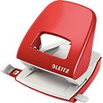Perforateur Leitz NeXXt 5008 Rouge 30 Feuilles 2 trous