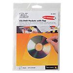 Pochettes autocollantes CD 3L 10 Unités
