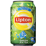 Lipton Ice Tea Green canette 24 x 0,33 l