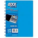 Album de présentation Adoc Colorline A4 Bleu 247 x 310 mm 40 Pochettes