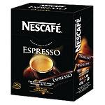 Sticks de café soluble Nestlé Espresso 25 Unités