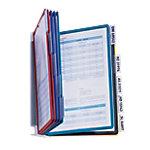 Système de présentation mural 10 volets Durable Vario® Assortiment A4 10 volets