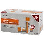 Piles Alkaline longue durée Ativa Mignon AA AA 28