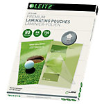 Pochette de plastification Leitz iLam A4 2 x 80 (160) µm Transparent Brillant