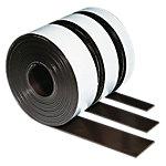 Bande magnétique Legamaster 186500 Maron 25 mm x 3 m