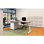 Table rectangulaire Nice Price Office Chêne