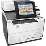 Imprimante multifonction HP PageWide Enterprise Color MFP 586z