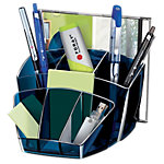 Pot à crayons Office Depot Midnight Blue 9,3 x 14,3 x 15,8 cm Unités