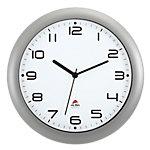 Horloge murale Alba Hornew M argenté 30 cm