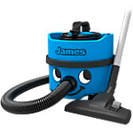 Aspirateur professionnel Numatic James JDS181