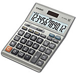Calculatrice financière  Casio DF 120BM 12 chiffres Argenté