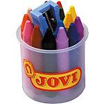 Crayons gras JOVI Assortiment 16 Unités