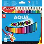 Crayons de couleur Maped 836013 Assortiment 24 Unités