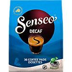 Dosettes de café Senseo Senseo Décaféiné 36 Unités