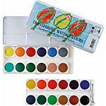 Peinture Talens Watercolour Assortiment   12 Unités
