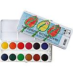 Peinture Talens Watercolour   24 Unités