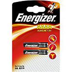 Piles Energizer Miniatures Ultra + AAAA AAAA Paquet 2