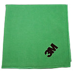 Lavettes 3M Microfibre Vert 10 Unités