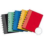 Cahier Adoc Colourlines Assortiment de couleurs Ligné A5   90 g