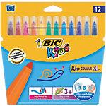 Feutres BIC Kids XL Assortiment 12 Unités