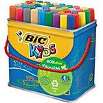 Feutres BIC Visacolor XL Kids XL Assortiment 48 Unités
