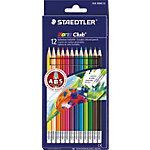 Crayons de couleur STAEDTLER Noris club Assortiment