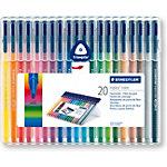 Feutres STAEDTLER Triplus Color 20