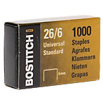 Agrafes  Stanley Bostitch 6 mm 100 Unités