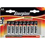 Max Piles Energizer Max LR6 AA 12