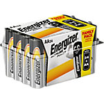 Max Piles Energizer AA  AA Paquet 24