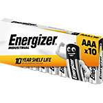 Piles Energizer Alcaline Power Industrial AAA AAA 10