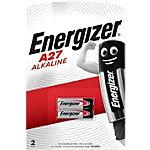 Piles Energizer Miniatures A27 A27 2