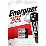 Piles Energizer Miniatures 4LR44 A544 2