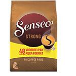 Dosettes de café Senseo Douwe Egberts Corsé 48 Unités